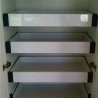 Small Blum Tandem box inner drawers