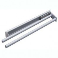 ALUMINIUM PULL OUT TOWEL RAIL