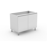2 Door base cabinet - Shadowline