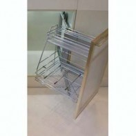 PULL-OUT DETERGENT ORGANISER
