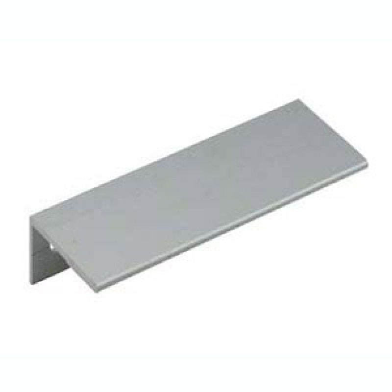 Slim profile handle for Flat pack outdoor kitchen