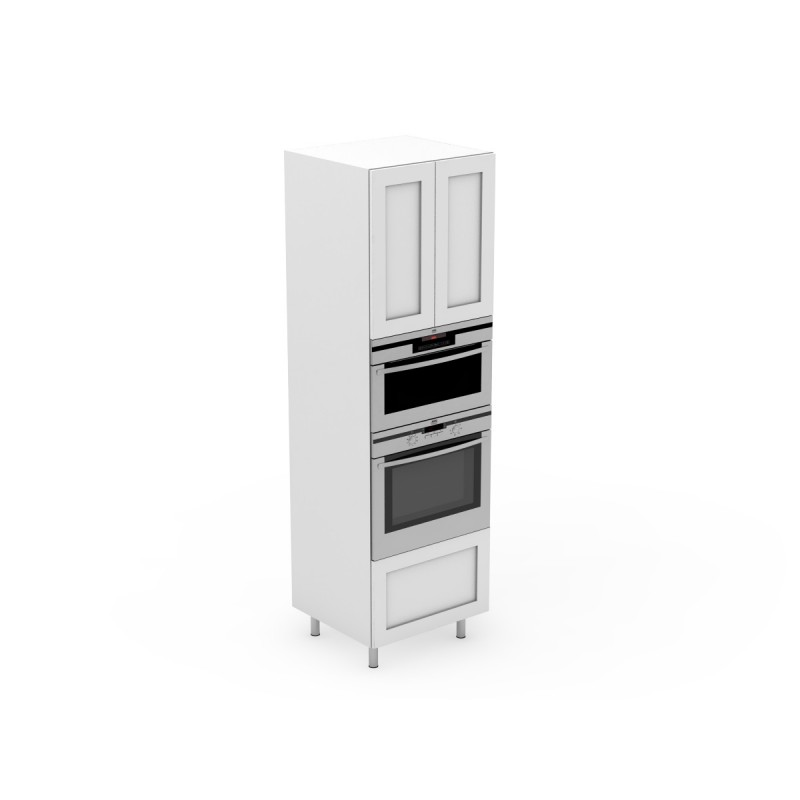 Oven Microwave Tower With Pot Drawer Shaker