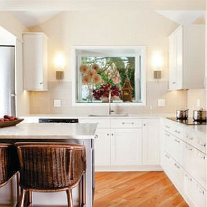 Shaker kitchen cabinets provincial kitchens australian for Shaker style kitchen cabinets manufacturers